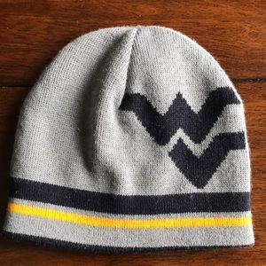 Other - WV skully hat for Toddler gently worn condition.